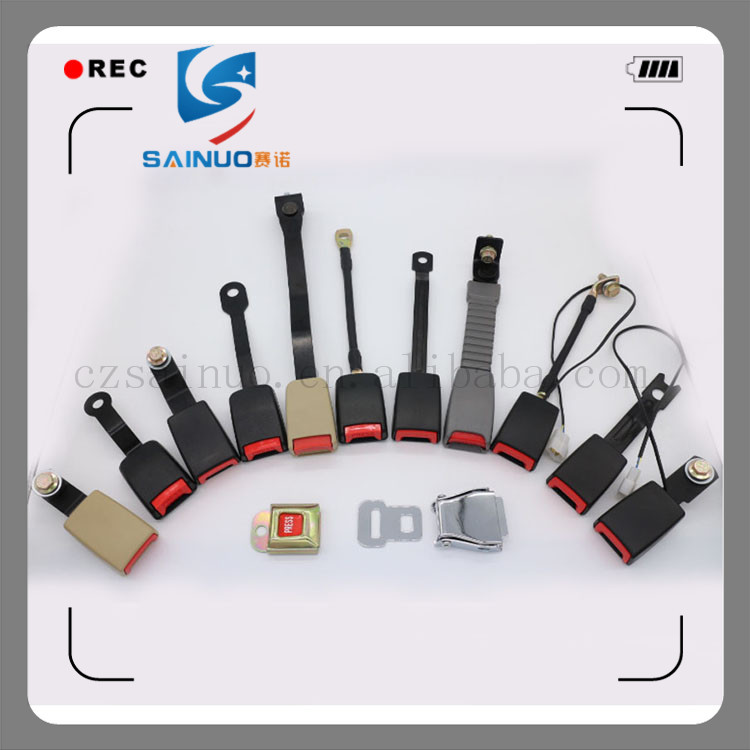 Car Seat Buckle Safety Car Seat Belt Buckle Parts