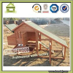 SDC03 classical design wooden home chicken coop
