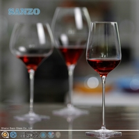 SANZO Cachet Perfection Stemless Wine Glass 15 ounce