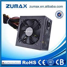ZUMAX ZUH1000 87 PLUS Gold desktop computer power supply 12v power supply atx 1000w