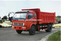 Dump Truck / Tipper Truck,SITOM 8 tons dump truck with Cummins engine