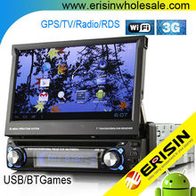 "Erisin ES8300A Android 4.0 7"" Car GPS DVD Player WiFi 3G"