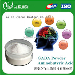Best Sell GABA Price,High Quality Aminobutyric Acid