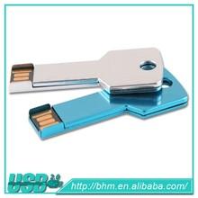 Colorful clé forme pen drive / porte-clés personnalisés usb disque