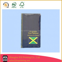 Factory custom all kinds of bible, bible paper book printing