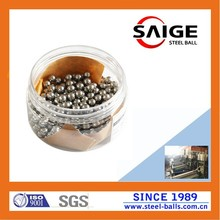 """New product aisi440 G100 17/64"""" stainless steel ball for bearing"""