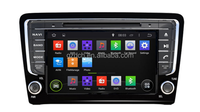 4.4.4 android car dvd player for VW SANTANA 2013 1024*600 quad core 1G+16G WS-9260