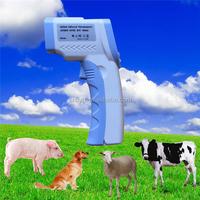 Digital veterinary infrared animal pet thermometer laser beam gun instant read non-contact temperature sensor price
