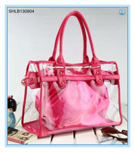 2014 hot sale Jelly lady bags/Beach bags for women