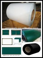 polyester paint magnetic whiteboard making material