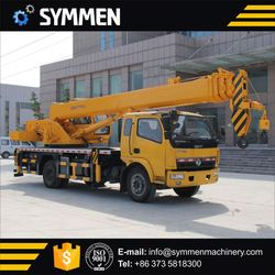 Metal Industry 100 Ton Small Telescopic Truck Cranes Manufacturer For Sale