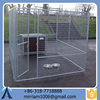 2015 Unique pretty comfortable beautiful easy assemble large outdoor new design high quality pet houses/dog kennels/dog cages