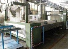 Finishing textile machinery, used textile machinery