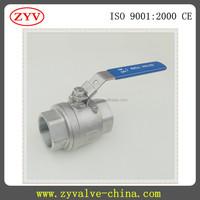 High service free sample floating 4 inch kitz ball valve