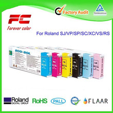Compatible 220ml 440ml Ink Cartridge for Roland with Chips