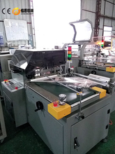 High efficiency CHY-4550ALA60 scissor type L bar pof shrink film cutting machine (CE) from China manufacturer