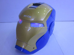 Made in china mini speaker Iron Man 3.0+EDR bluetooth speaker portable hands free support TF card bluetooth speaker