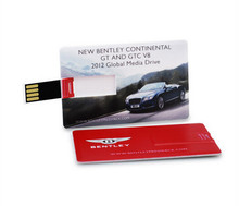 Business Card Pen Drive with USB 2.0