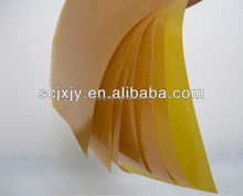 Golden Metallized PET Film for paper board lamination