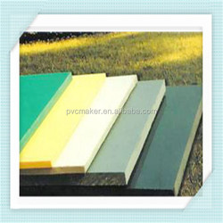 Green 2015 hot sale Hard High density best -selling type pvc foam sheet pvc Forex sheet