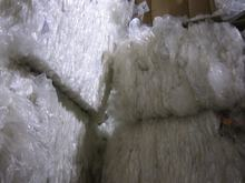 Clean LDPE Film Scrap in bales