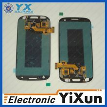 Factory Company Direct Sale soft touch for galaxy s4 mini, display lcd for samsung galaxy s4 mini i9190 i9192 i9195