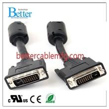 High quality new coming display port male to dvi 24+1 cable