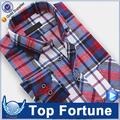 Desgaste de hombres color sólido de manga larga camisa del negocio camisas de hierro