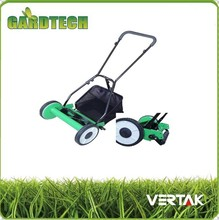 Wholesale mini hand push reel lawn mower,portable manual lawn mower