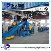 PET Washing Production Line