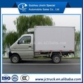 Changan 4 X 2 minitype geladeira caminhão