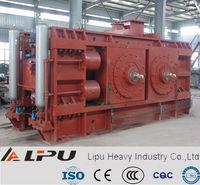 Iron hot roller press machine design