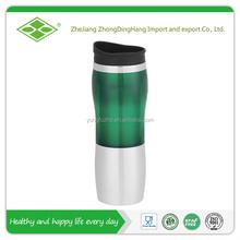 14oz colorful stainless steel beautiful travel mug