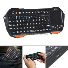 DIHAO Mini Wireless Bluetooth Keyboard W Mouse Function for Android Smart TV Google TV