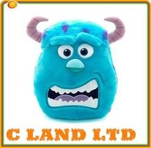 Popular Plush cushion stuffed cushion plush animal cushion for kids