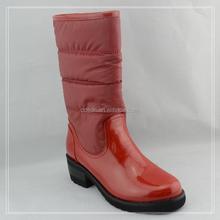 fashion cheap handmade snow woman boot