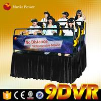 2015 the most revenue high-class 5d cinema equipment electric platform