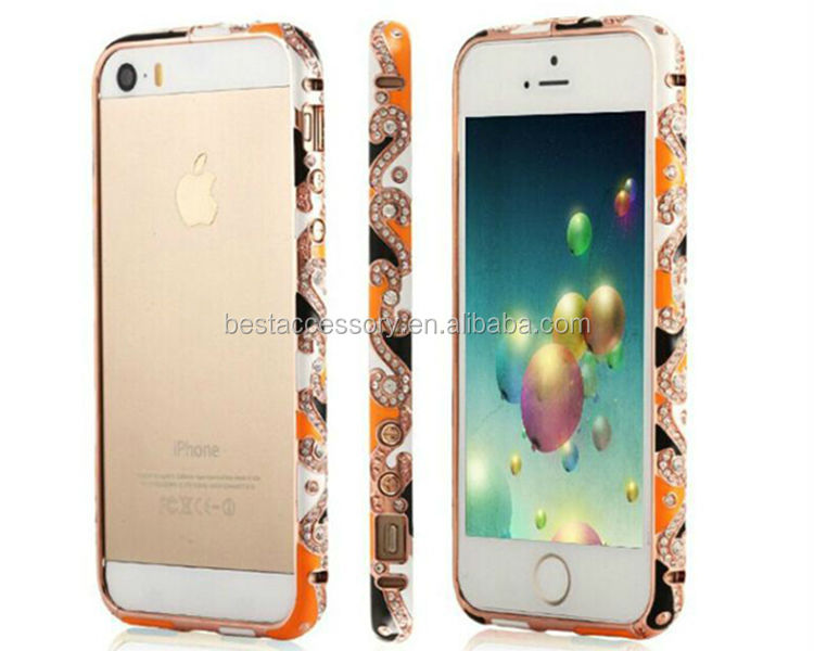 For apple iphone 5 bumper case,aluminium bumper case for Iphone 5s
