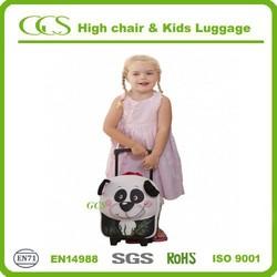 bag children 3d cartoon luggage bag luggage trolley