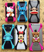 supplier universal silicon bumper design your own cell phone case silicone products for IPAD 2/3/4