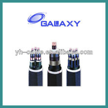 Producing PVC Insulated Power Cable XLPE Insulated Power Cable With Rated Voltage 1KV(Um=1.2KV) & 3KV(Um=3.6KV)