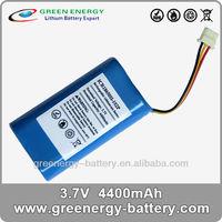 golden lion battery ICR18650H-2P 4400mah 3.7 volt battery
