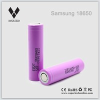 Samsung 18650 Battery for Ecig Mechanical Mod from Vapor Tech