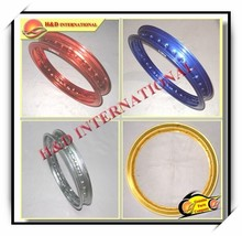 Cheap motorcycle alloy wheel rim-4 high quality motorcycle parts motorcycle alloy wheel rim