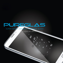 Pureglas wholesale clear gold tempered glass screen protector for samsung galaxy s5 screen guard