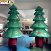 CILE 2015 hot selling customized Inflatable Christmas tree model (Advertising,Promotions,Simulator,Event)