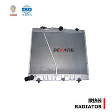 High quality auto parts aftermarket manufacture Aluminum radiator for TOYOTA HIACE (DL-G028)