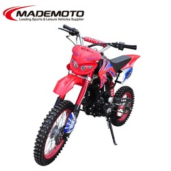 Real Product 150cc Dirt Bike for Sale with 60km/h Max speed