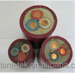 oil and fuel resistant electrical extension electric cables