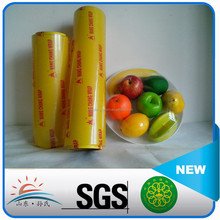 Fruit wrapping film PVC Cling Film PVC Film